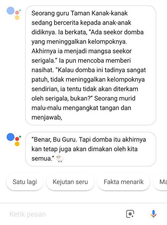 Lelucon Receh Ala Google Assistant 13 6f46b