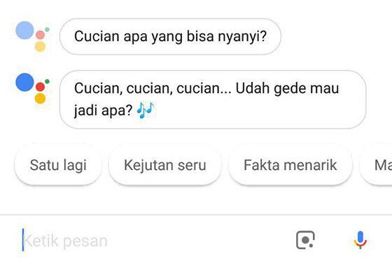 Lelucon Receh Ala Google Assistant 14 F0da1