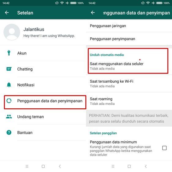 Cara Agar Foto WhatsApp Tidak Tersimpan Otomatis Di Galeri 2 6927d
