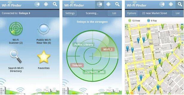WiFi Finder A4973