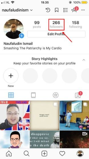 Cara Unfollow Paksa Instagram 1 091f5