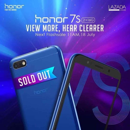 Honor 7s 2b65c