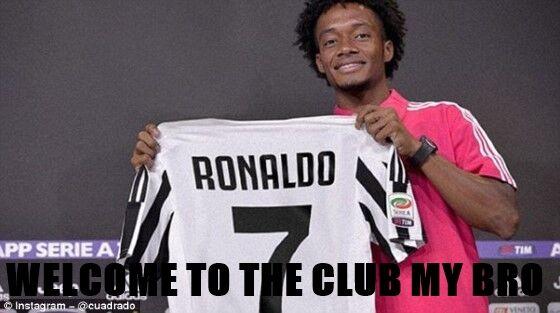 10 Meme Kepindahan Christiano Ronaldo Ke Juventus 1 1 Ca3b3