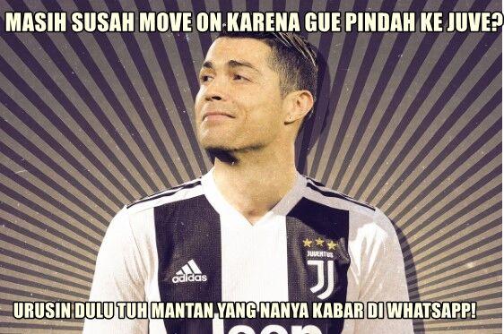 10 Meme Kepindahan Christiano Ronaldo Ke Juventus 1 4 0eaaa