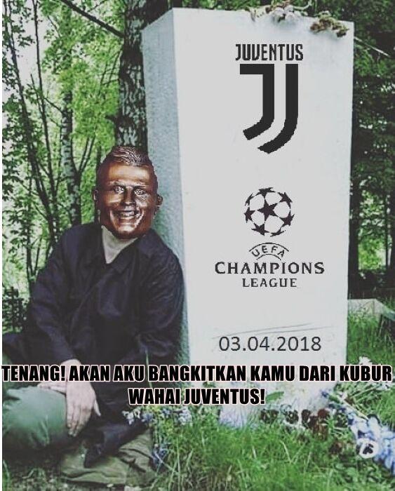 10 Meme Kepindahan Christiano Ronaldo Ke Juventus 1 6 Dd08b