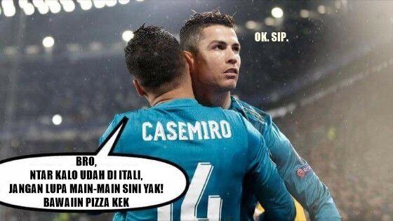 10 Meme Kepindahan Christiano Ronaldo Ke Juventus 1 7 31b15