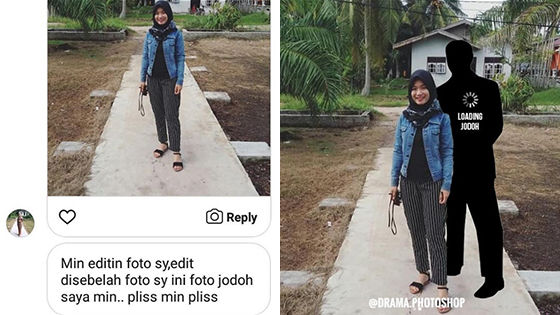 Editan Instagram Drama Photoshop 11 61de5