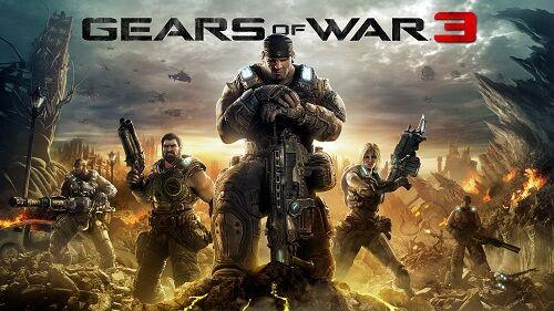 Gears Of War 3 B6dd8