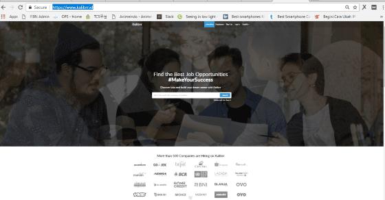 Website Lowongan Kerja Paling Terpercaya 5 47c7a