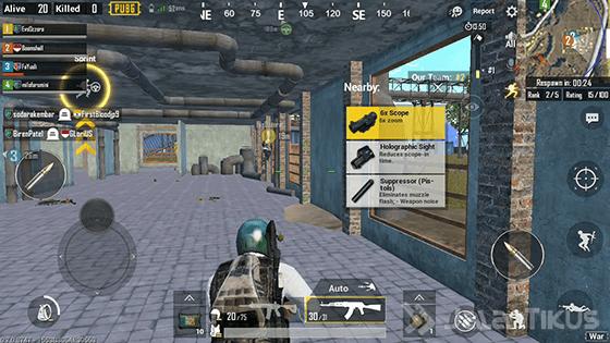 Tips Bermain War Mode Pubg Mobile 05 6da73