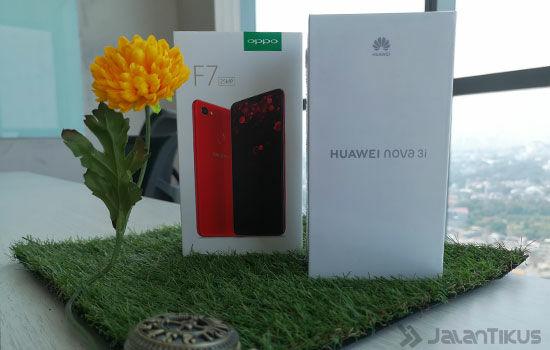 Huawei Nova 3i Oppo F7 B04ad