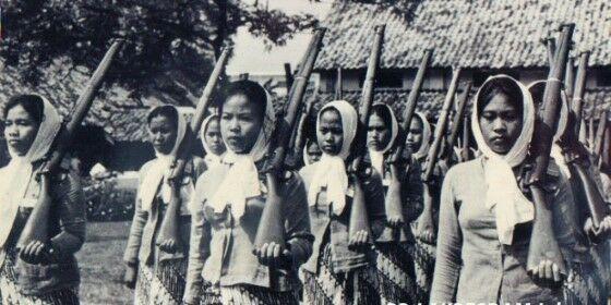 Senjata Perang Digunakan Pahlawan Indonesia 1 D0e76