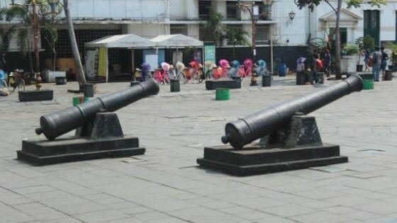 Senjata Perang Digunakan Pahlawan Indonesia 6 Cfff2