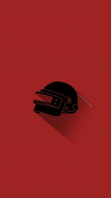 Wallpaper Pubg Hd Smartphone Helmet B4541