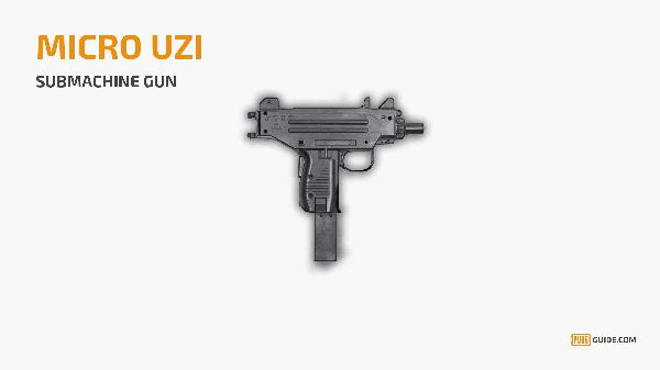 Micro UZI 49498