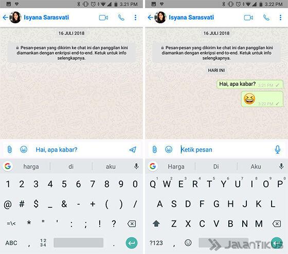 Cara Mengubah Whatsapp Android Jadi Iphone 07 F4f3d