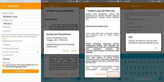 Cara Daftar Paytren 2 97c68