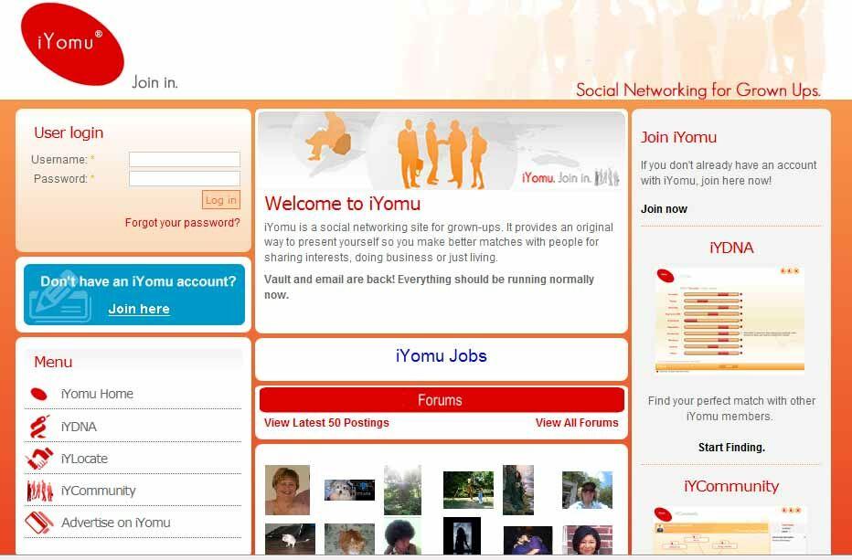 Iyomu Homepage 99d8e