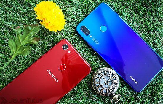 Iris Purple Huawei Nova 3i 3 C2028