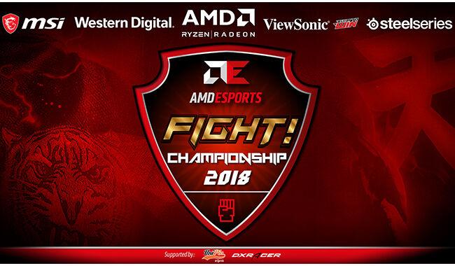 Amd Esports Fight Championship 2018 5352f