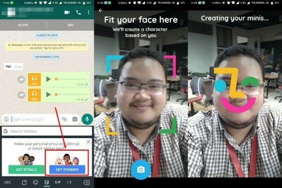 Cara Membuat Animoji Android Tanpa Aplikasi Tambahan 2 1131b