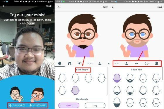 Cara Membuat Animoji Android Tanpa Aplikasi Tambahan 3 Dc00f