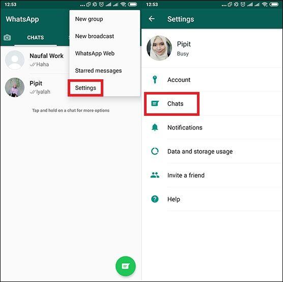 Cara Backup Whatsapp Google Drive 1 A6b9a