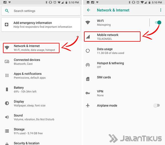 Cara Setting Apn Android 01 780a0