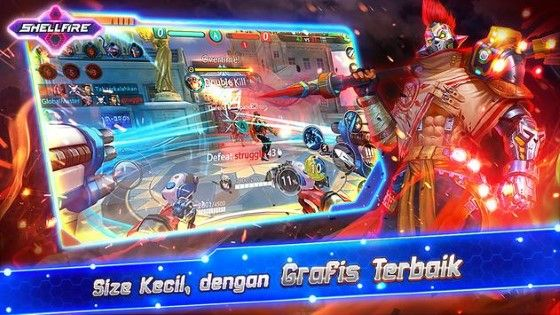 Shellfire Game Moba Fps Mirip Overwatch Server Indonesia 1 Bdd21