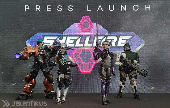 Telkomsel Rilis Shellfire B0507