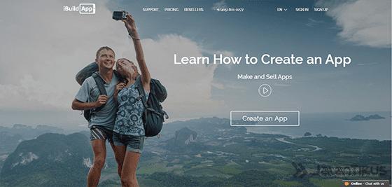 Cara Membuat Aplikasi Android Ibuildapp 01 22a55