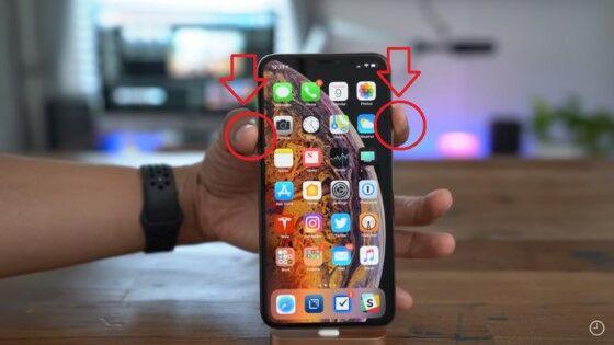 Kombinasi Tombol Rahasia Untuk Tipe Iphone X 1 C4d31