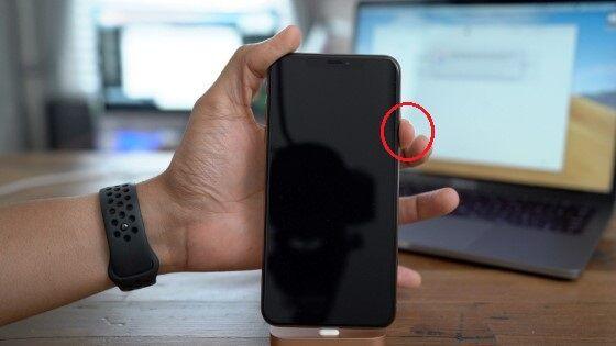 Kombinasi Tombol Rahasia Untuk Tipe Iphone X 4 900f7