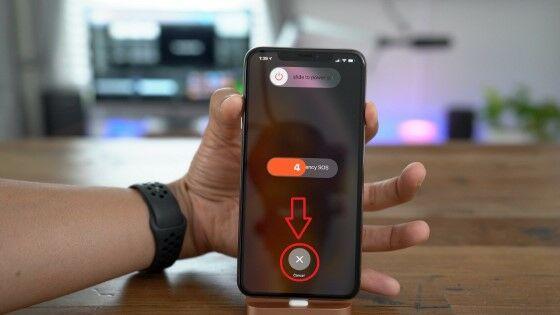 Kombinasi Tombol Rahasia Untuk Tipe Iphone X 5 B80f4