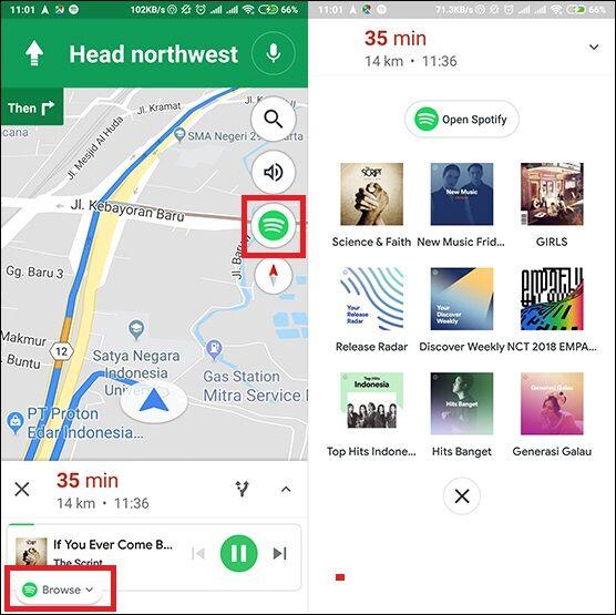 Cara Memutar Musik Google Maps 4 83127