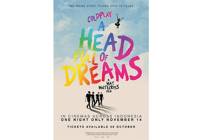 Coldplay A Head Full Of Dreams 62765