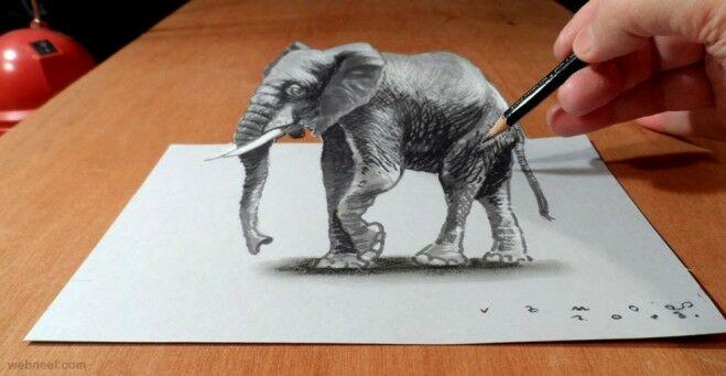8600 Koleksi Gambar Pensil Keren Di Kertas Gratis