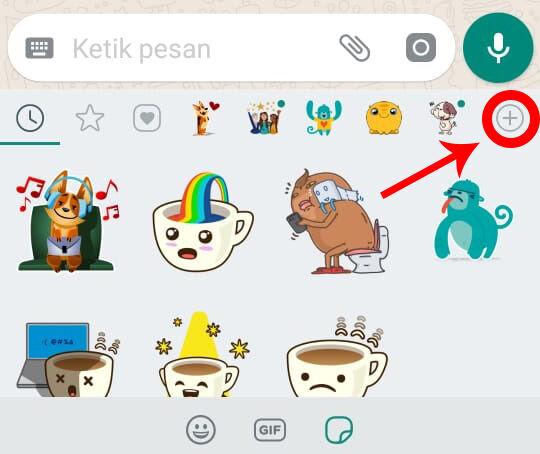 Stiker Untuk Whatsapp 2 5e367