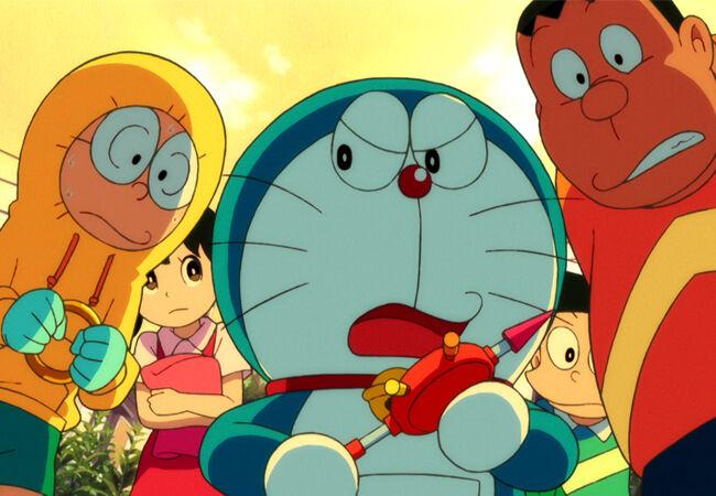 Gambar Lucu Kartun Doraemon 2 0b3a5
