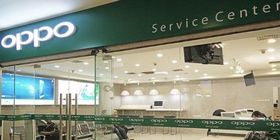 Service Center Oppo 1 4d854