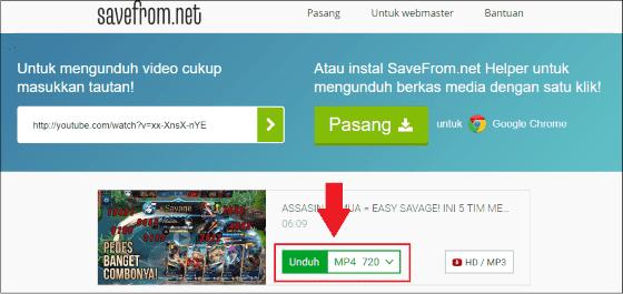 bagaimana cara download video dari youtube ke mp3