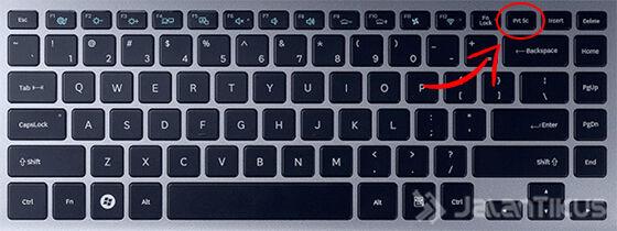 Cara Screenshot Di Laptop Prtsc 02 3879f