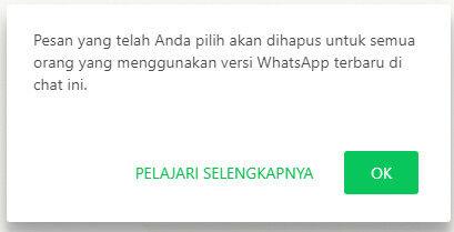 Cara Menarik Pesan Whatsapp Laptop 3 39a90