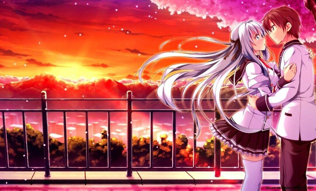 Gambar Anime Romantis Hd 10 56f3f