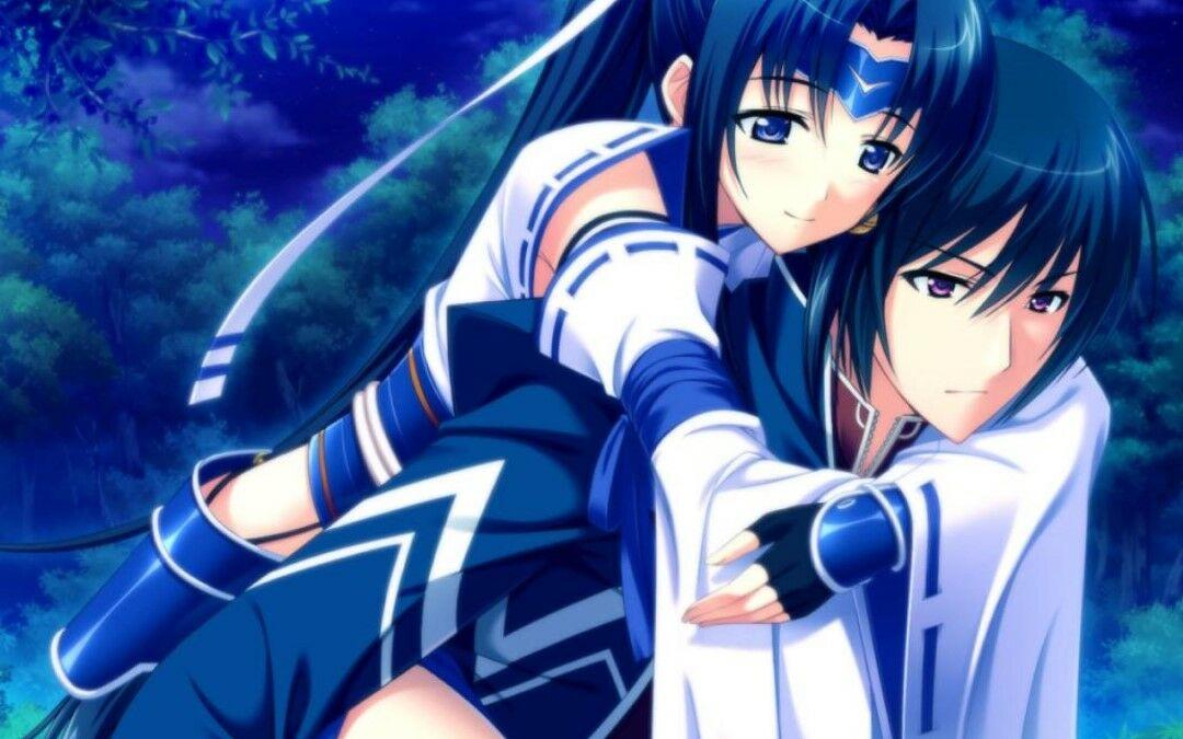 Gambar Anime Romantis Hd 12 B5103