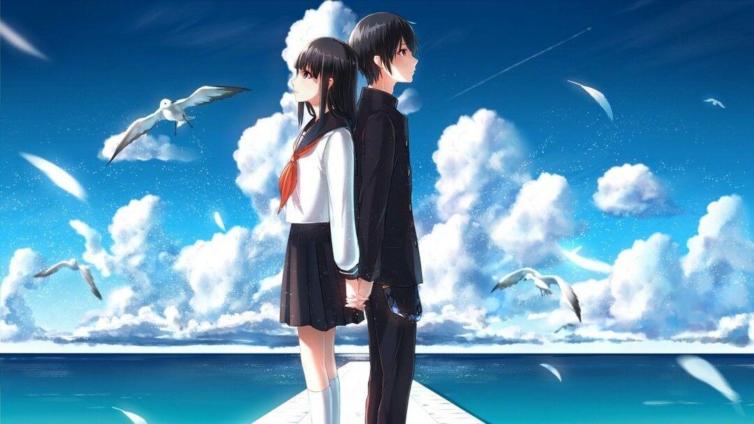 Gambar Anime Romantis Hd 9 690a5