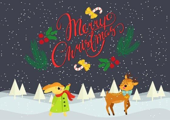 Ucapan Selamat Natal Tahun Baru 9 Custom 8fe68