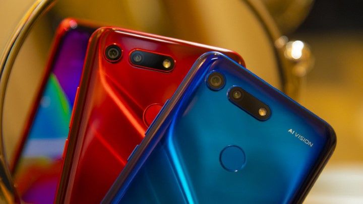Honor View 20 Phone Ces 2019 7402 17358