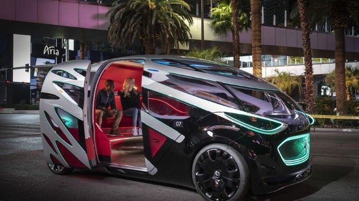 Mercedes Benz Vision Urbanetic 009 78f57