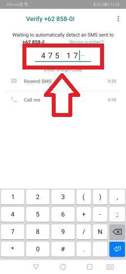 Cara Daftar Whatsapp 4 Ad67f